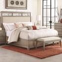 Legacy Classic Apex King Upholstered Platform Bed