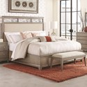 Legacy Classic Apex California King Upholstered Platform Bed