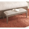 Legacy Classic Apex Upholstered Bench