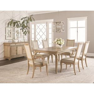 Legacy Classic Ashby Woods Dining Room Group