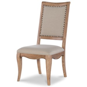 Legacy Classic Ashby Woods Upholstered Back Side Chair