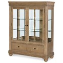 Legacy Classic Ashby Woods Display Cabinet - Item Number: 7060-570