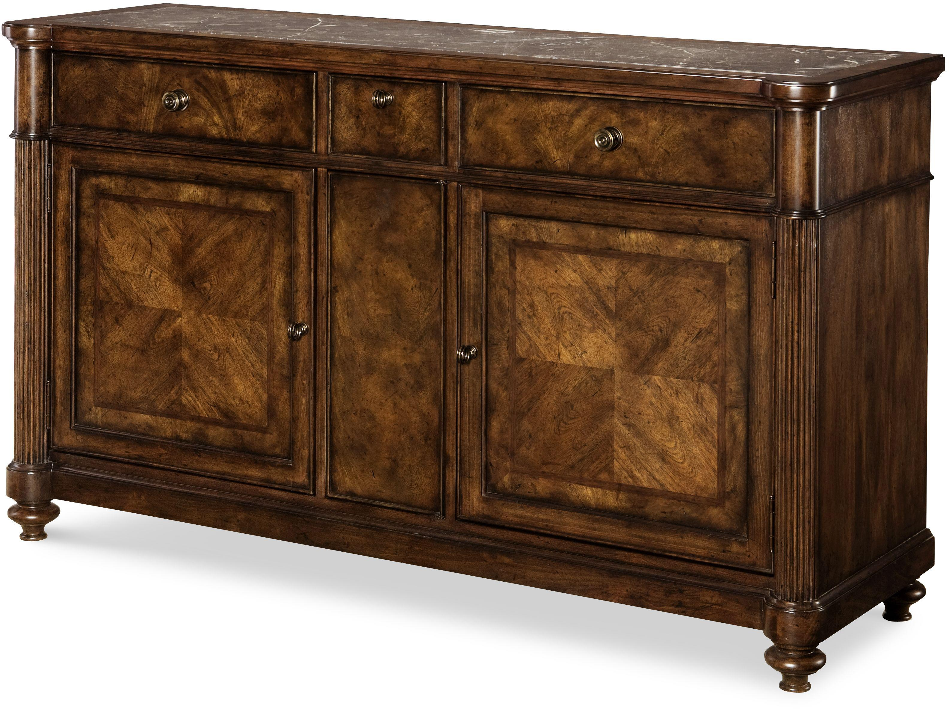 Legacy Classic Barrington Farm Credenza  - Item Number: 5200-151
