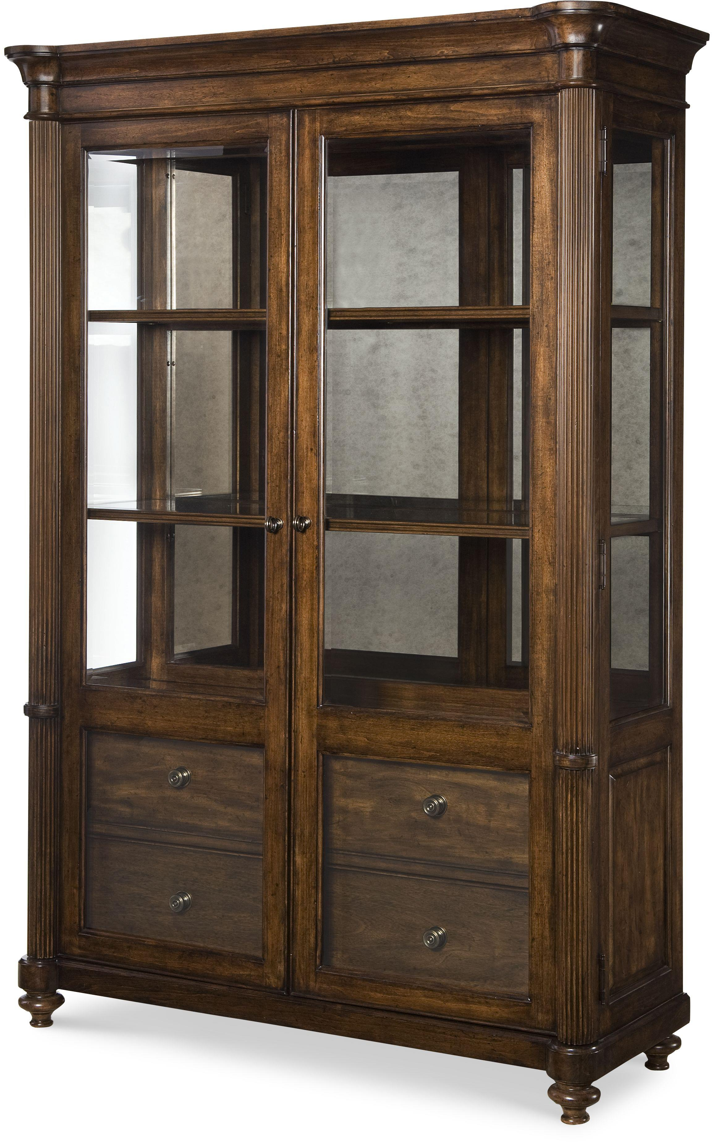 Legacy Classic Barrington Farm Display Cabinet - Item Number: 5200-174