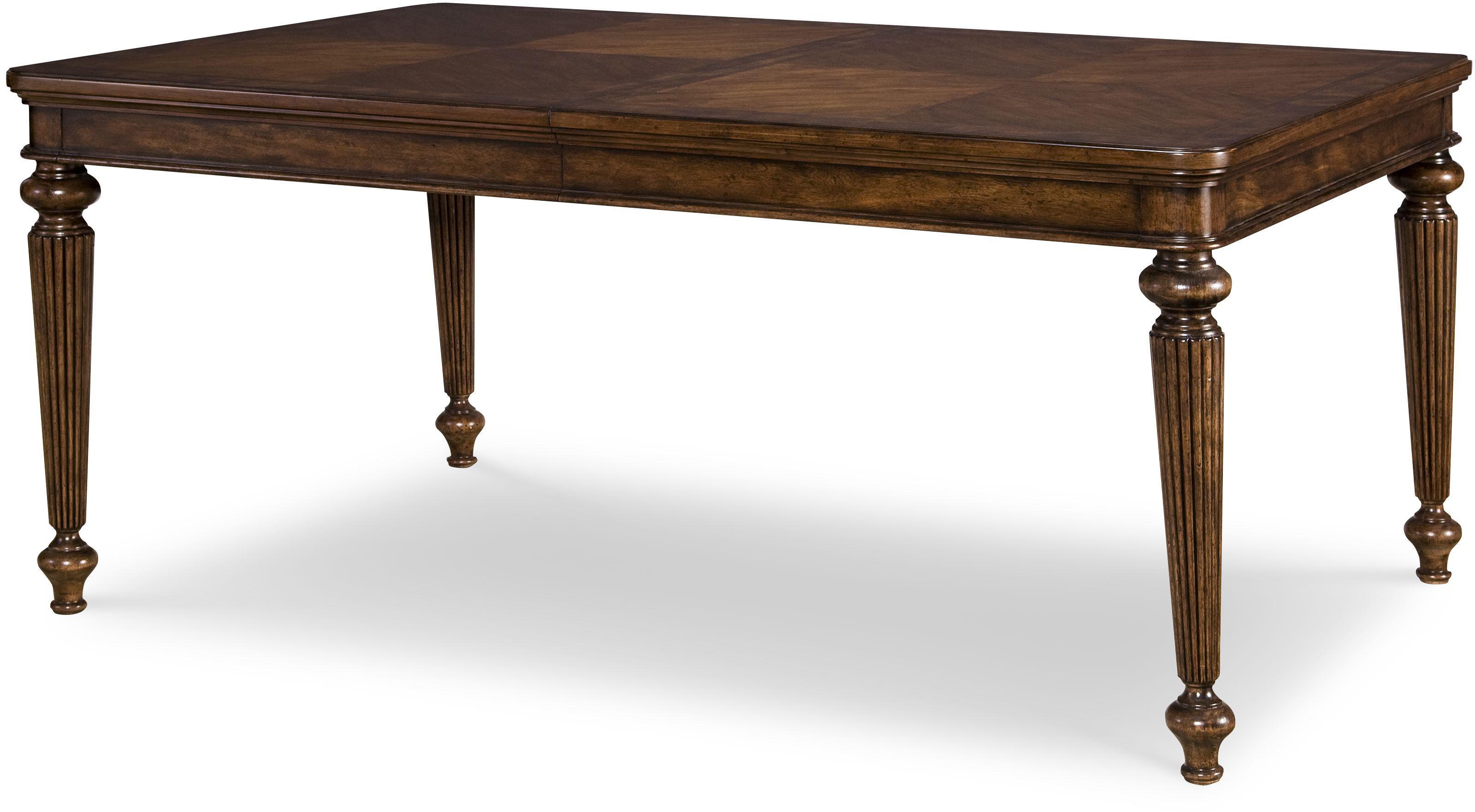 Legacy Classic Barrington Farm Rectangular Leg Table  - Item Number: 5200-222