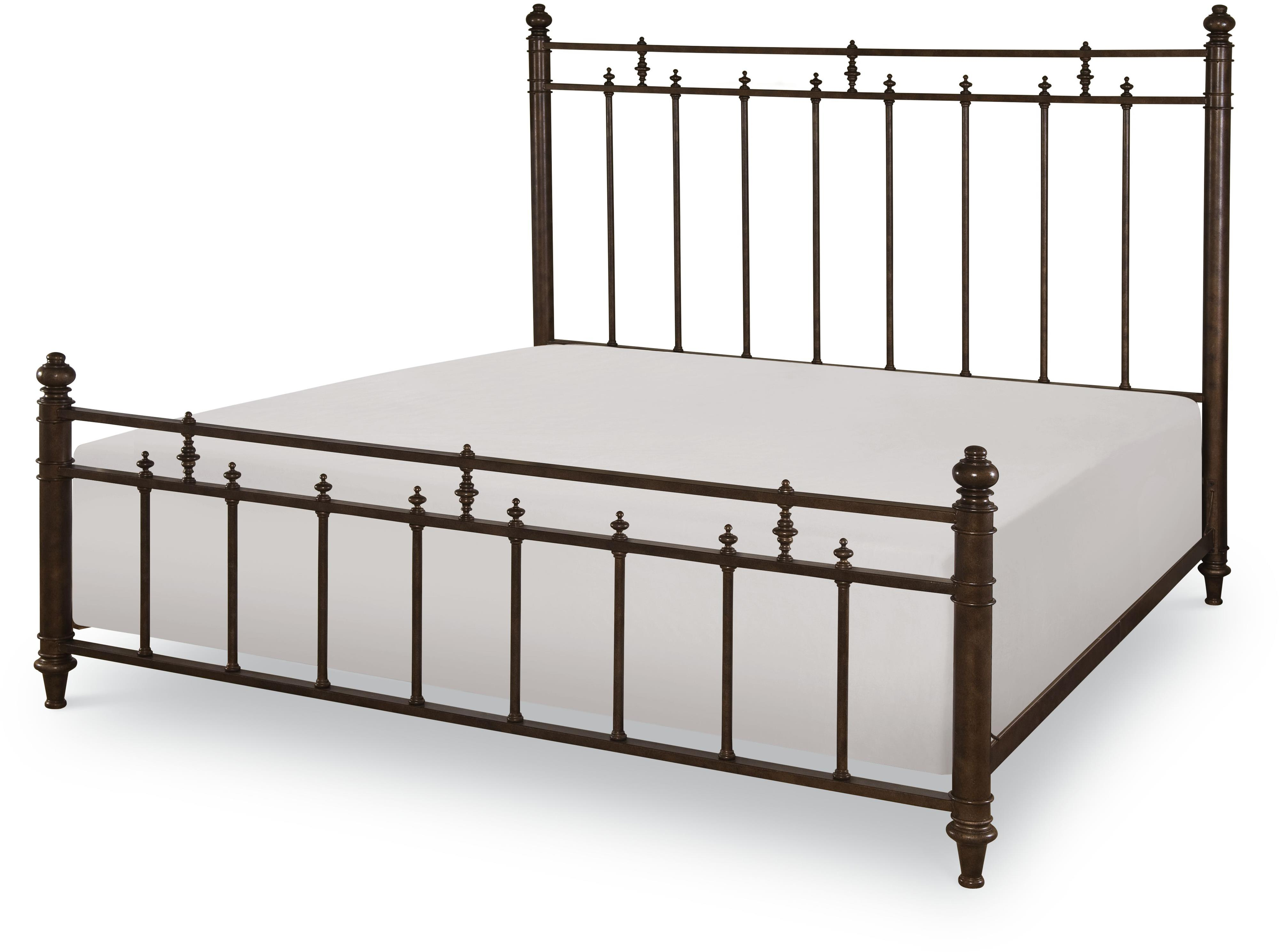 Legacy Classic Barrington Farm King Metal Bed - Item Number: 5200-5006