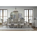 Legacy Classic Belhaven Formal Dining Room Group - Item Number: 9360 Dining Room Group 1