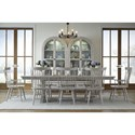 Legacy Classic Belhaven Formal Dining Room Group - Item Number: 9360 Dining Room Group 2