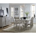 Legacy Classic Belhaven Formal Dining Room Group - Item Number: 9360 Dining Room Group 3