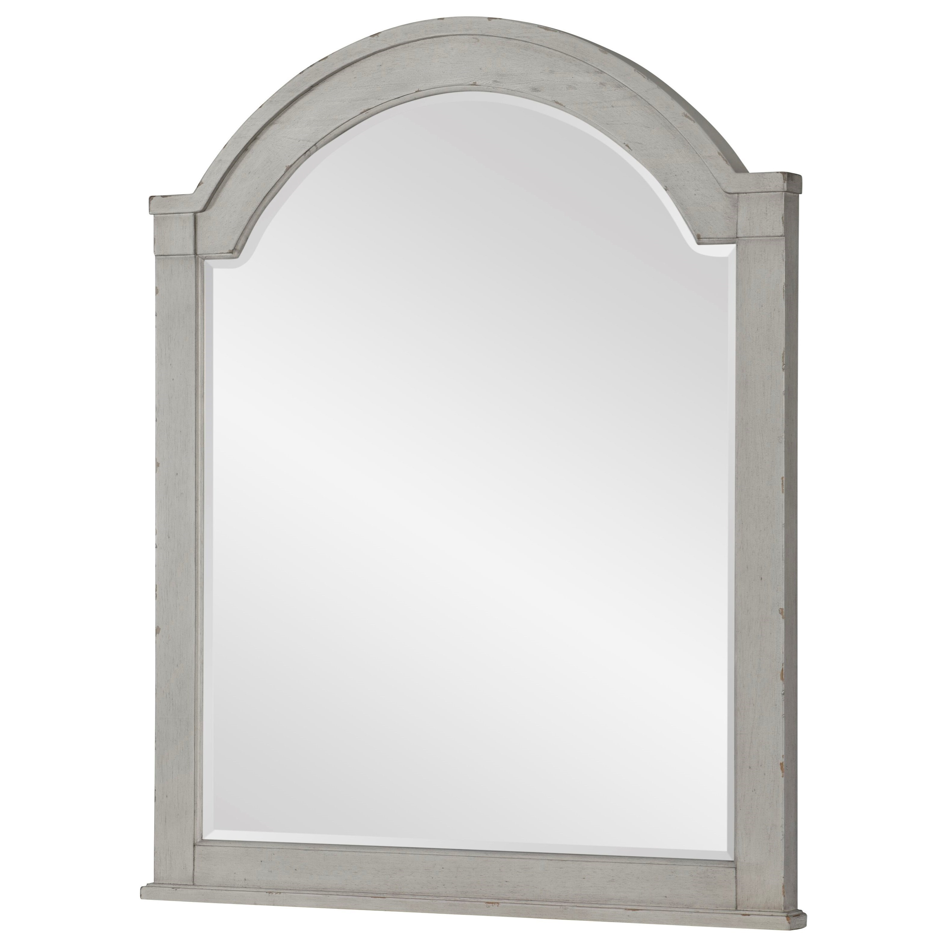 Belhaven Arched Dresser Mirror by Legacy Classic at EFO Furniture Outlet