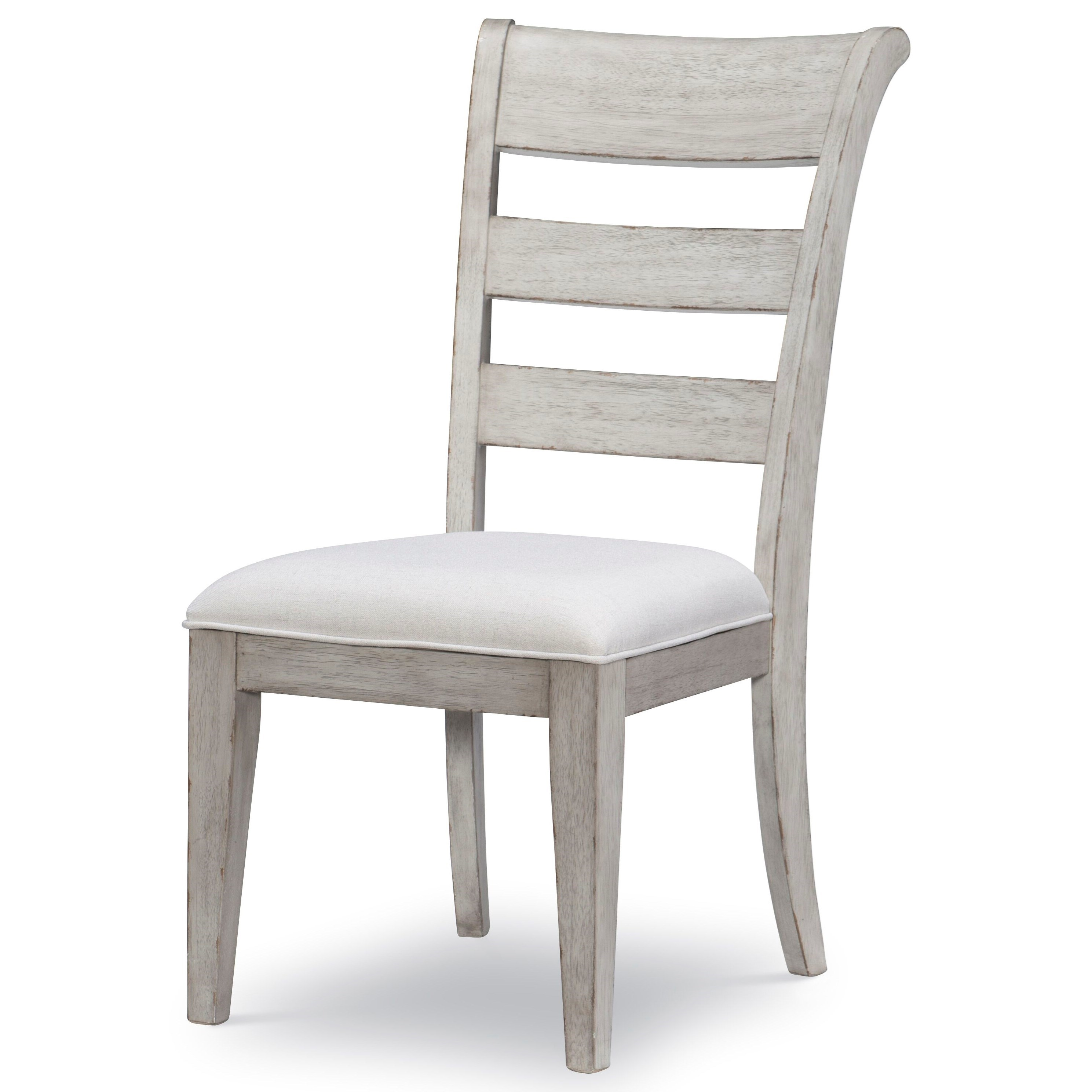 Belhaven Ladder Back Side Chair by Legacy Classic at EFO Furniture Outlet