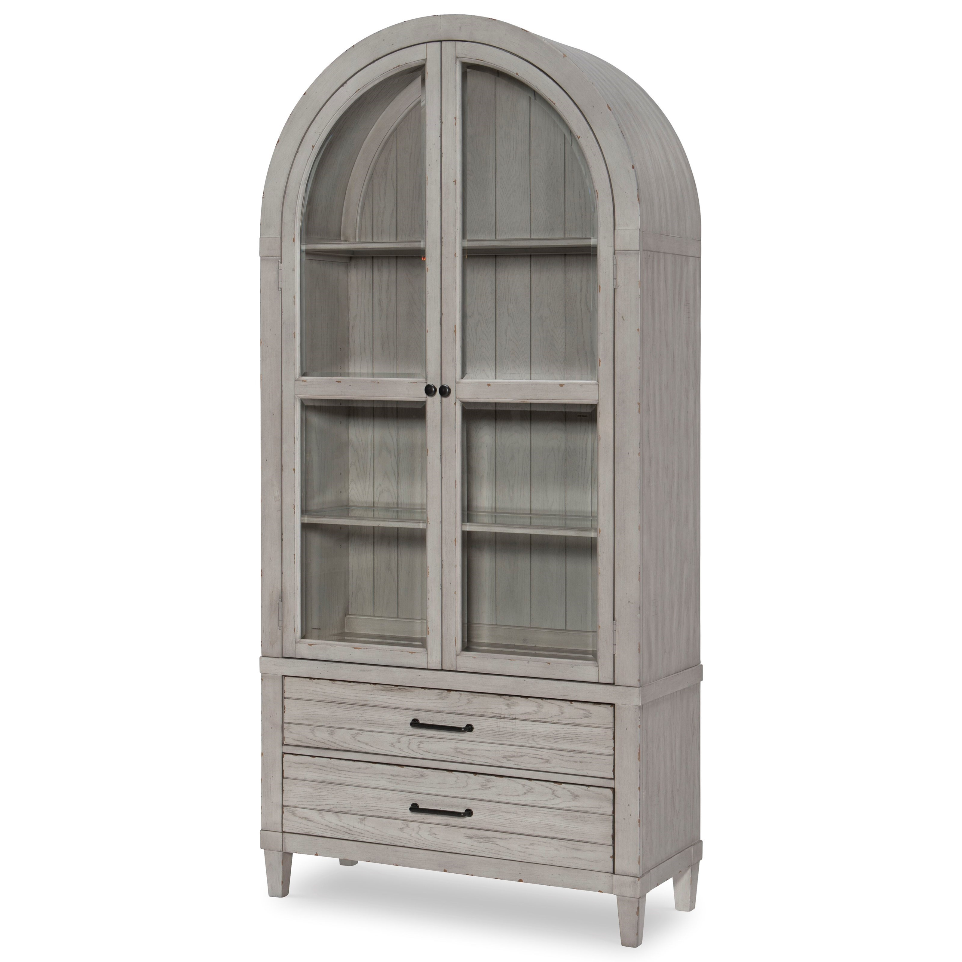 Legacy Classic Belhaven Modern Farmhouse Display Cabinet Belfort Furniture China Cabinets