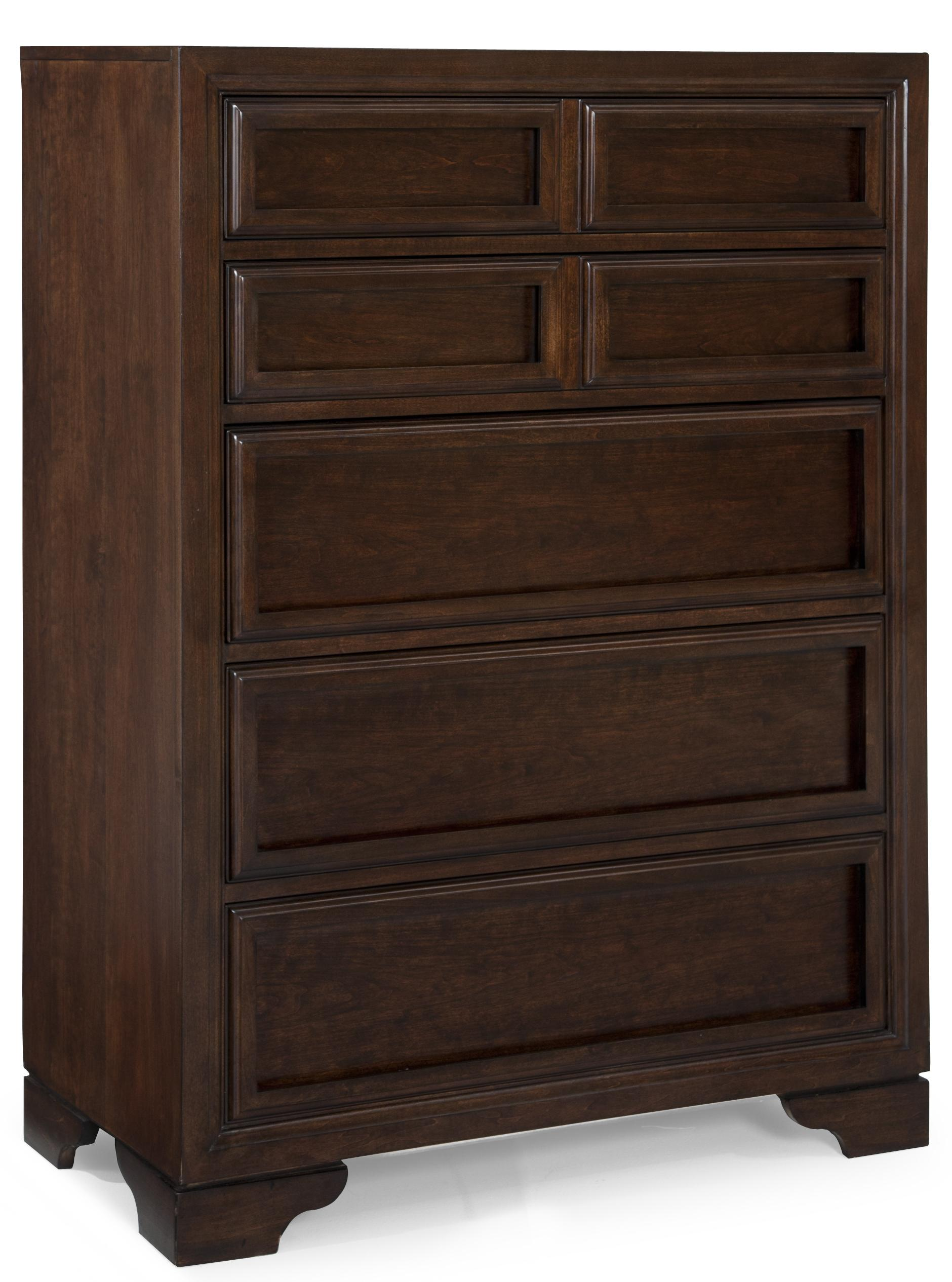 Legacy Classic Kids Benchmark Drawer Chest - Item Number: 2970-2200