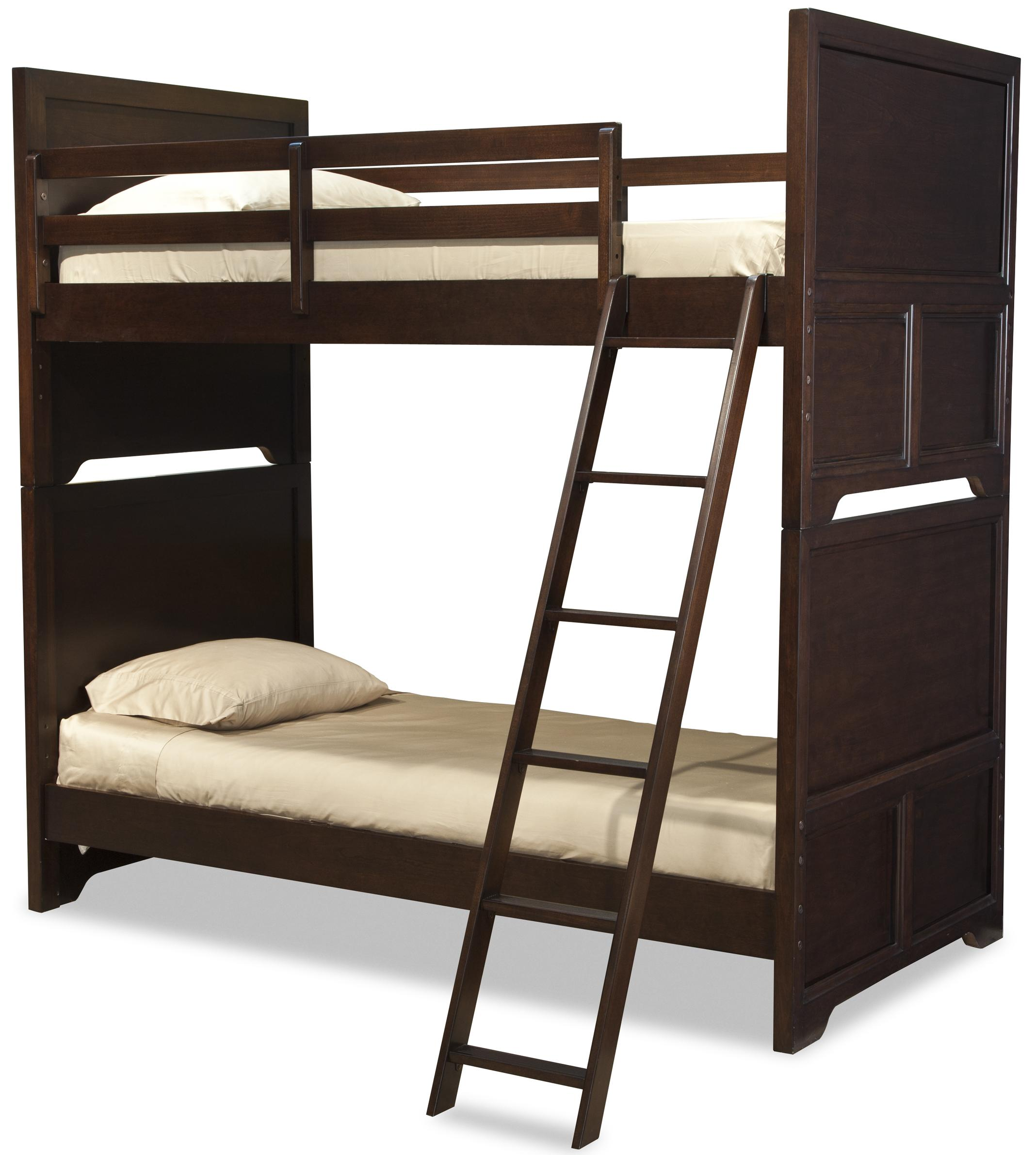 Legacy Classic Kids Benchmark Twin over Twin Bunk Bed - Item Number: 2970-8110K