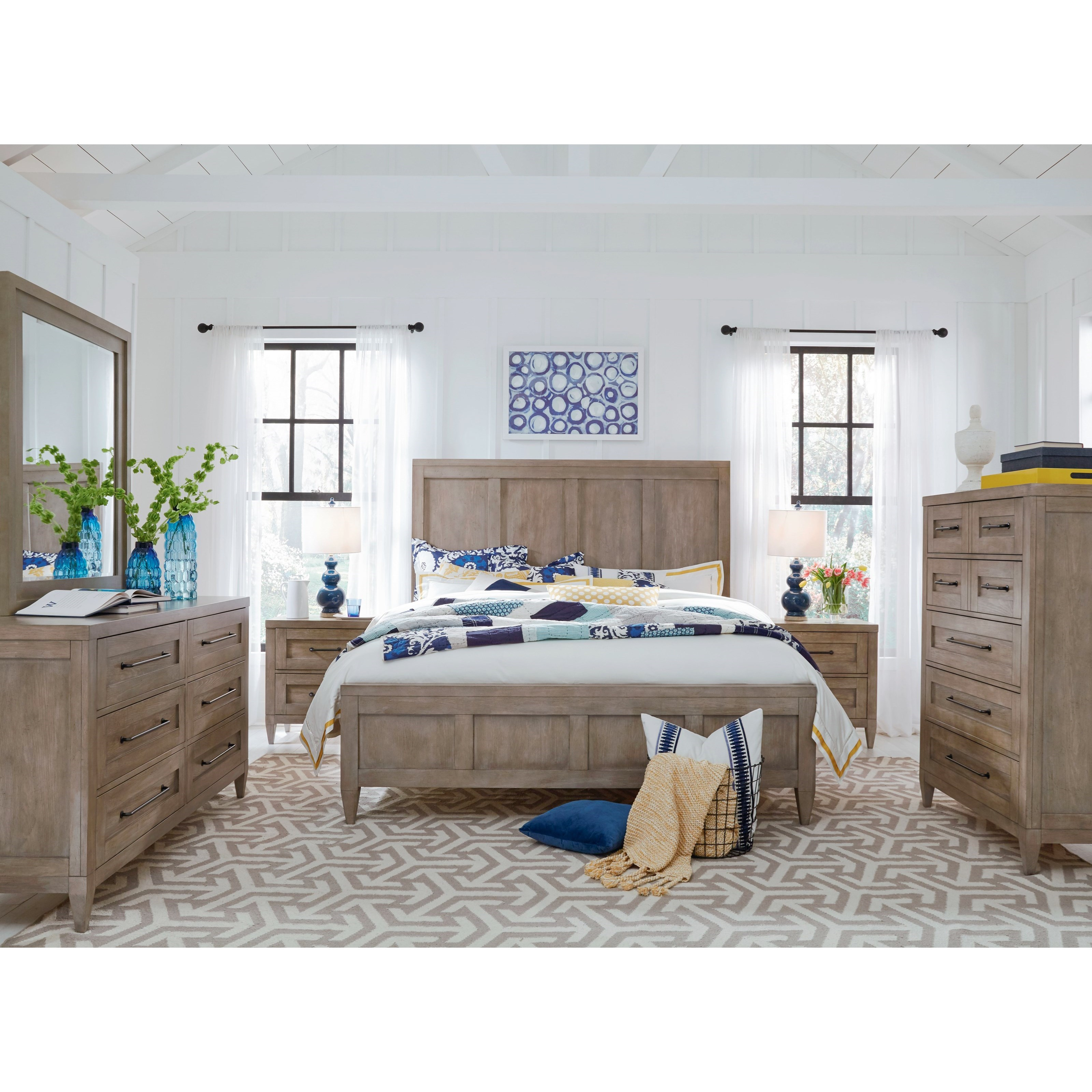 California King Bedroom Group