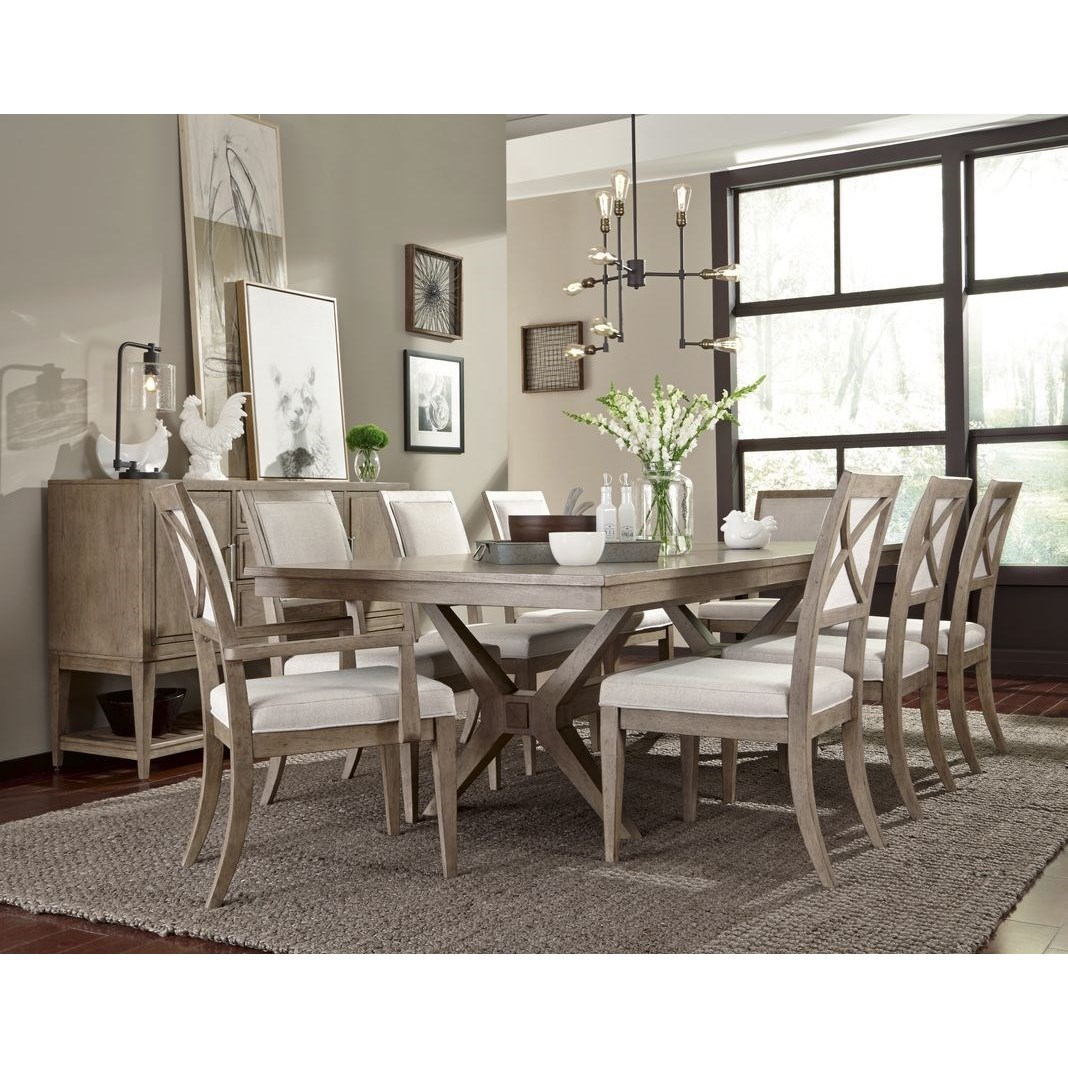 Legacy Classic Bridgewater Formal Dining Room Group - Item Number: 7100 Dining Room Group 1