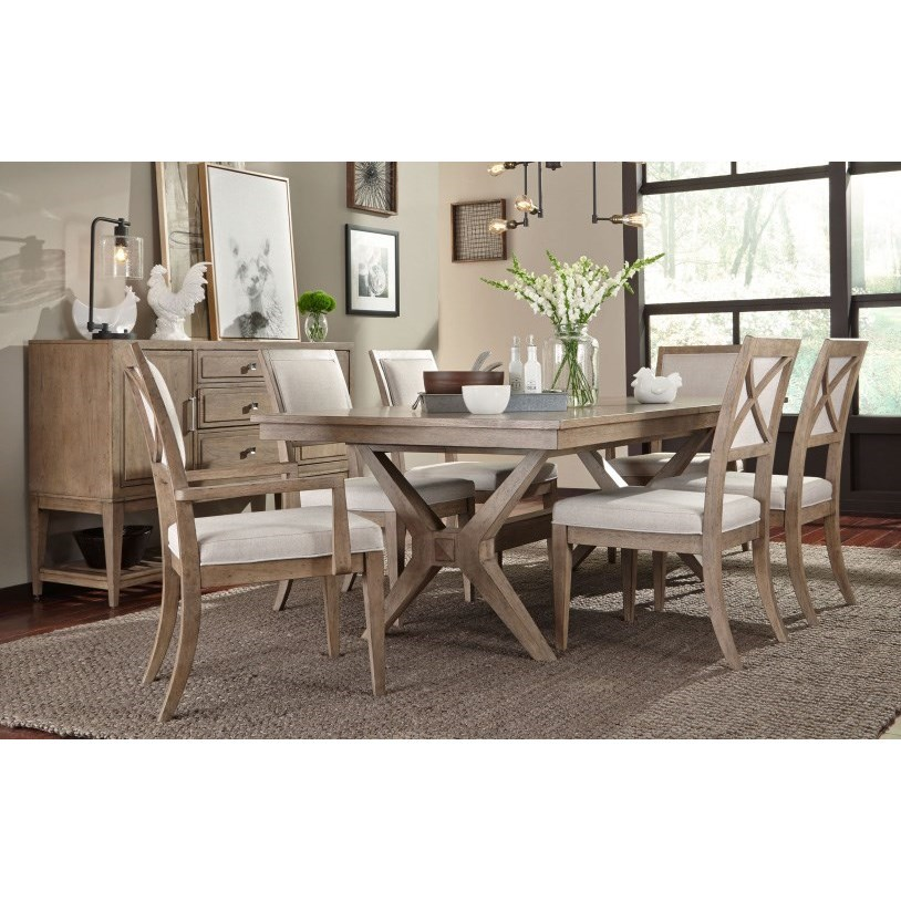 Legacy Classic Bridgewater Formal Dining Room Group - Item Number: 7100 Dining Room Group 2