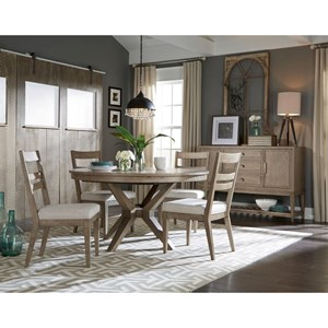 Legacy Classic Bridgewater Casual Dining Room Group