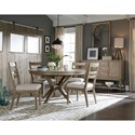 Legacy Classic Bridgewater Casual Dining Room Group - Item Number: 7100 Dining Room Group 4