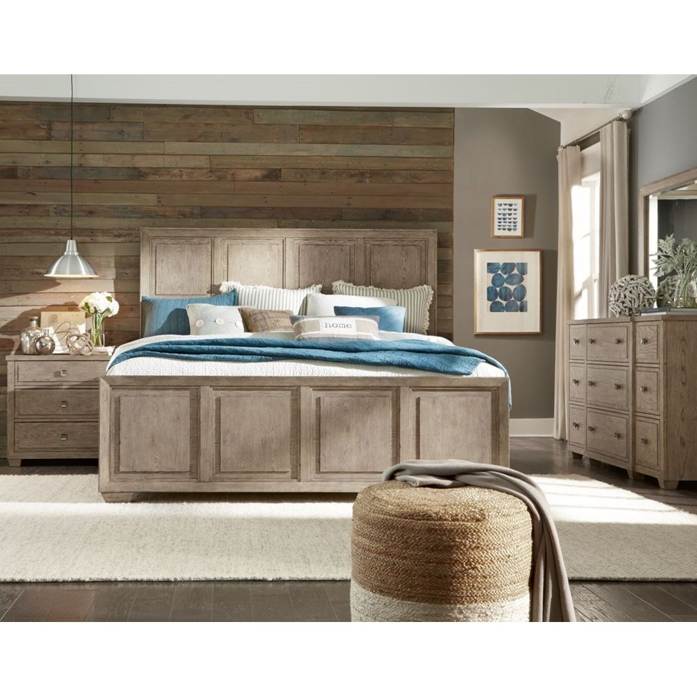 Legacy Classic Bridgewater King Bedroom Group - Item Number: 7100 K Bedroom Group 1