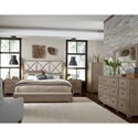 Legacy Classic Bridgewater California King Bedroom Group - Item Number: 7100 CK Bedroom Group 3