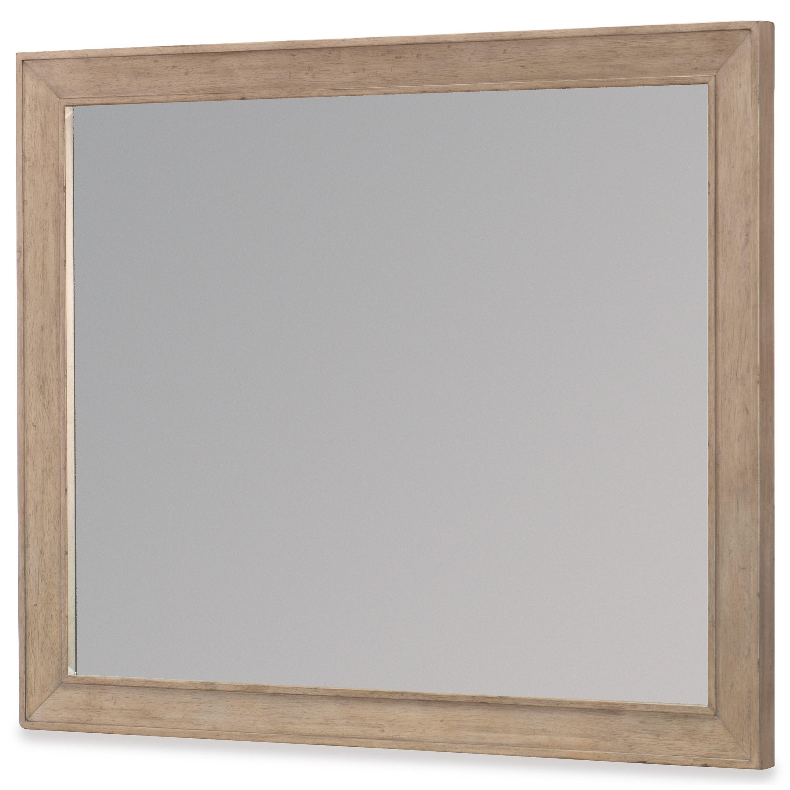 Legacy Classic Bridgewater Landscape Mirror - Item Number: 7100-0400
