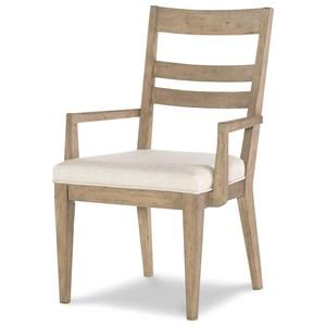 Legacy Classic Bridgewater Slat Back Arm Chair
