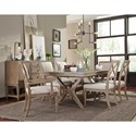 Legacy Classic Bridgewater Upholstered Arm Chair