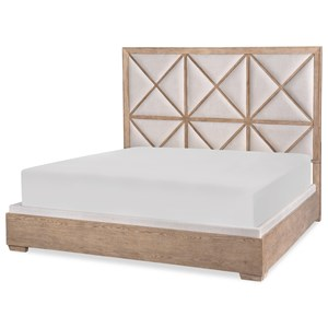 Legacy Classic Bridgewater Queen Upholstered Bed