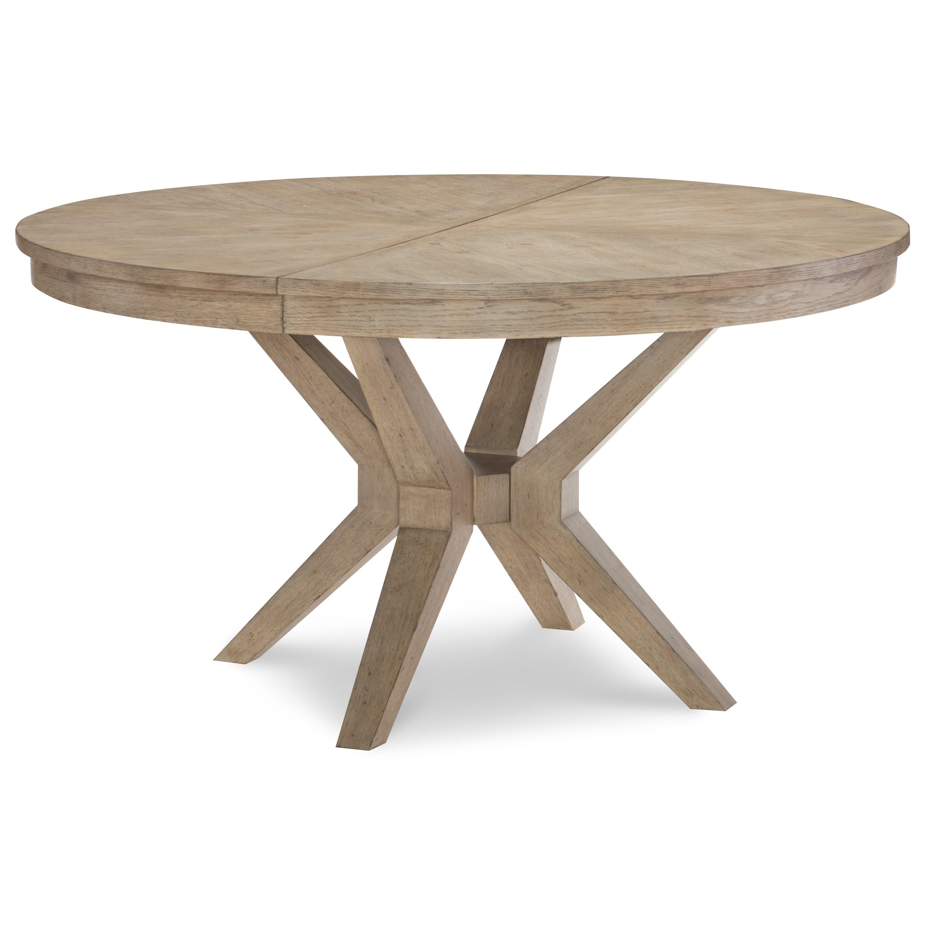 Legacy Classic Bridgewater Round Leg Table - Item Number: 7100-521K