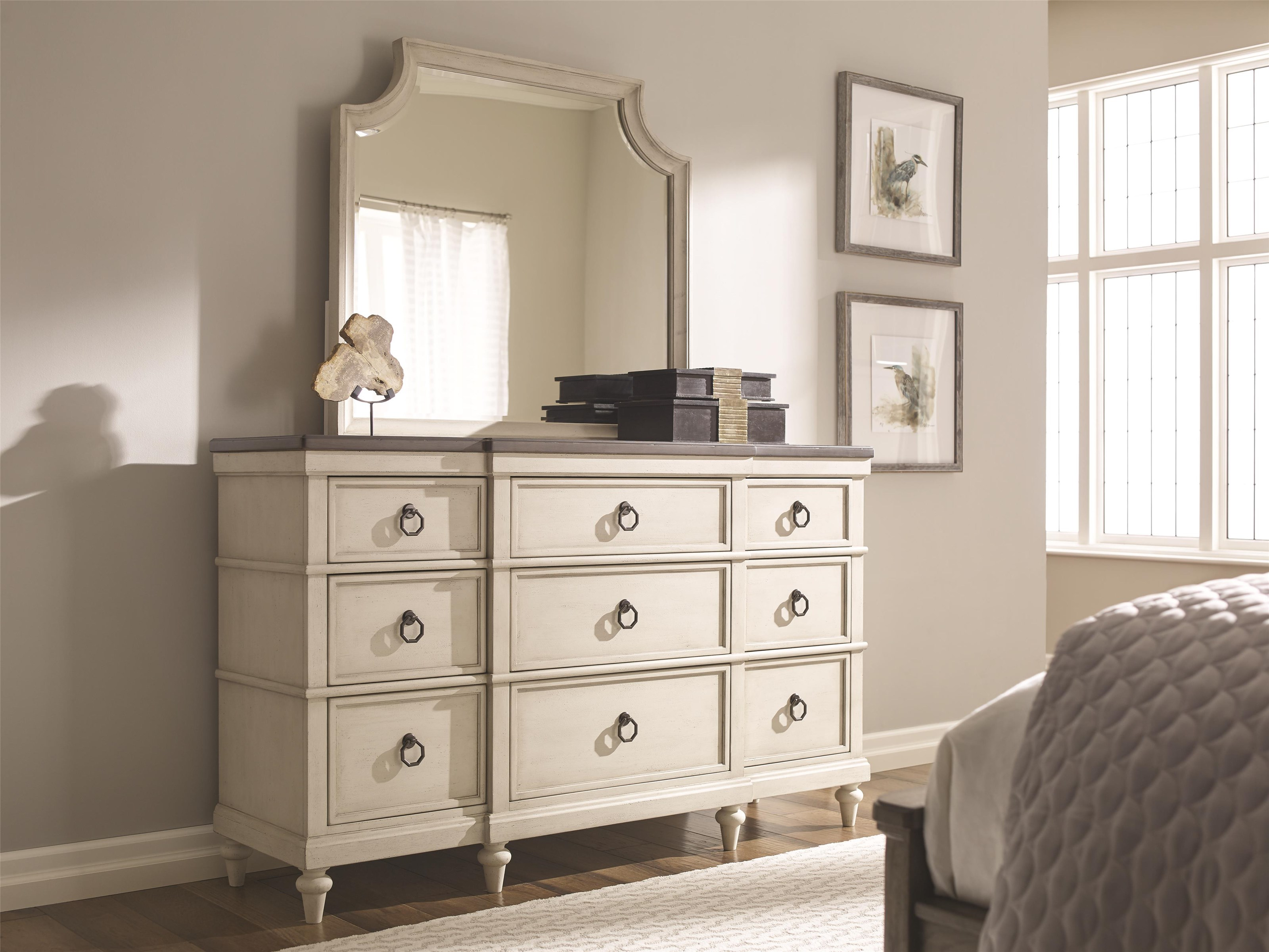 Legacy Classic Brookhaven Dresser - Item Number: 6400-1200
