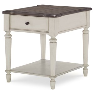 Legacy Classic Brookhaven End Table
