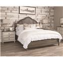 Legacy Classic Brookhaven Queen Panel Bed - Item Number: 6400-4105K