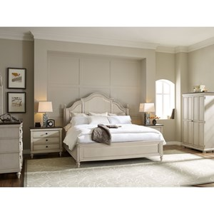Legacy Classic Brookhaven King Bedroom Group