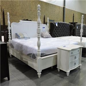 Legacy Classic Clearance King Poster Bed
