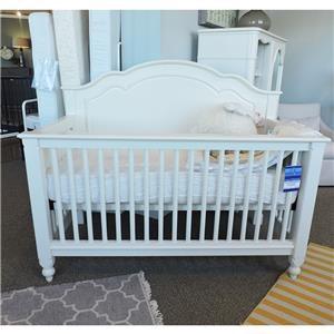 Crib Linen White