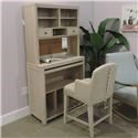 Legacy Classic Clearance Desk, Hutch, and Chair - Item Number: 681162000