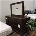 Legacy Classic Clearance Dresser and Mirror - Item Number: 724356501