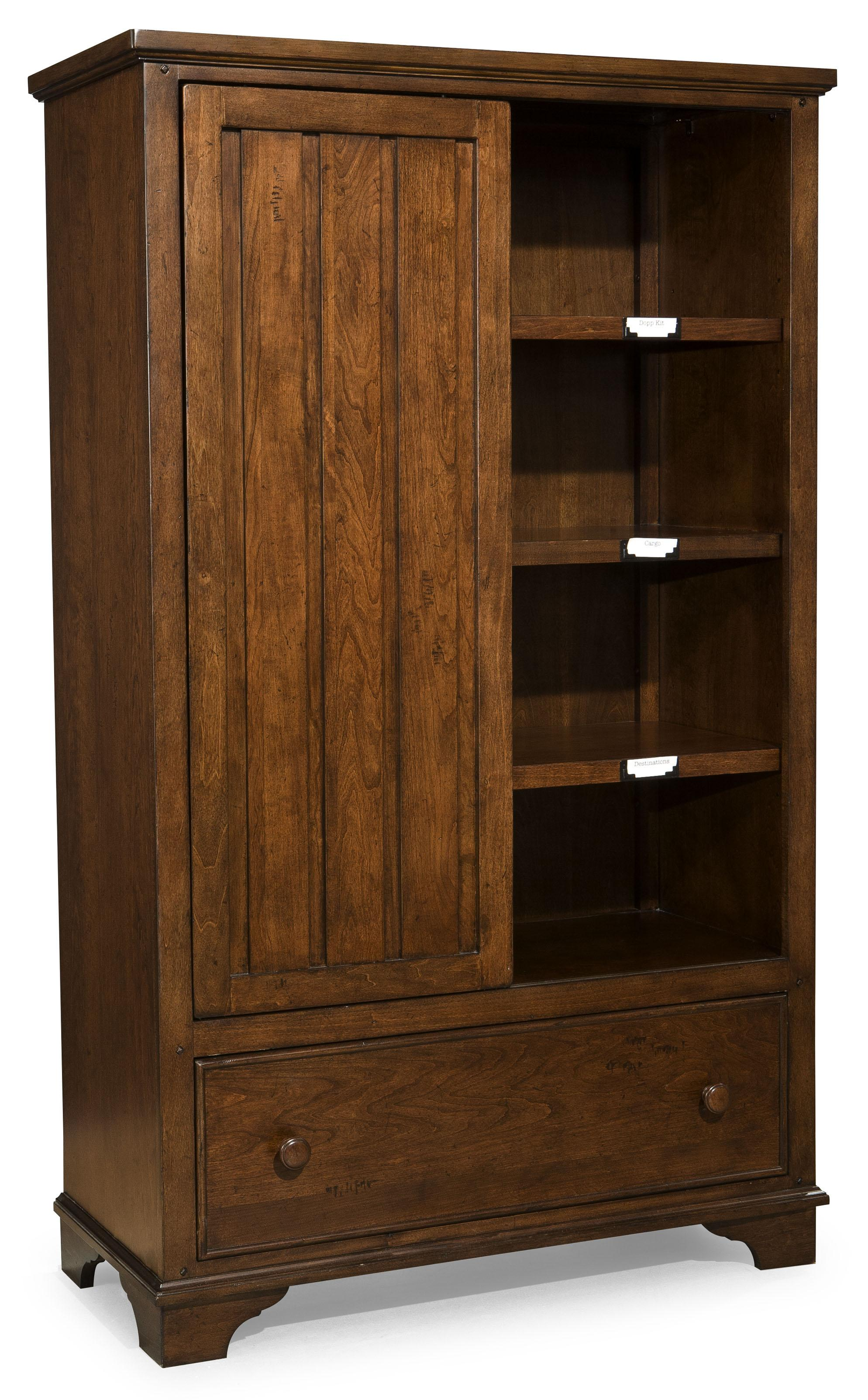 Legacy Classic Kids Dawsons Ridge Bookcase Locker - Item Number: 2960-2500