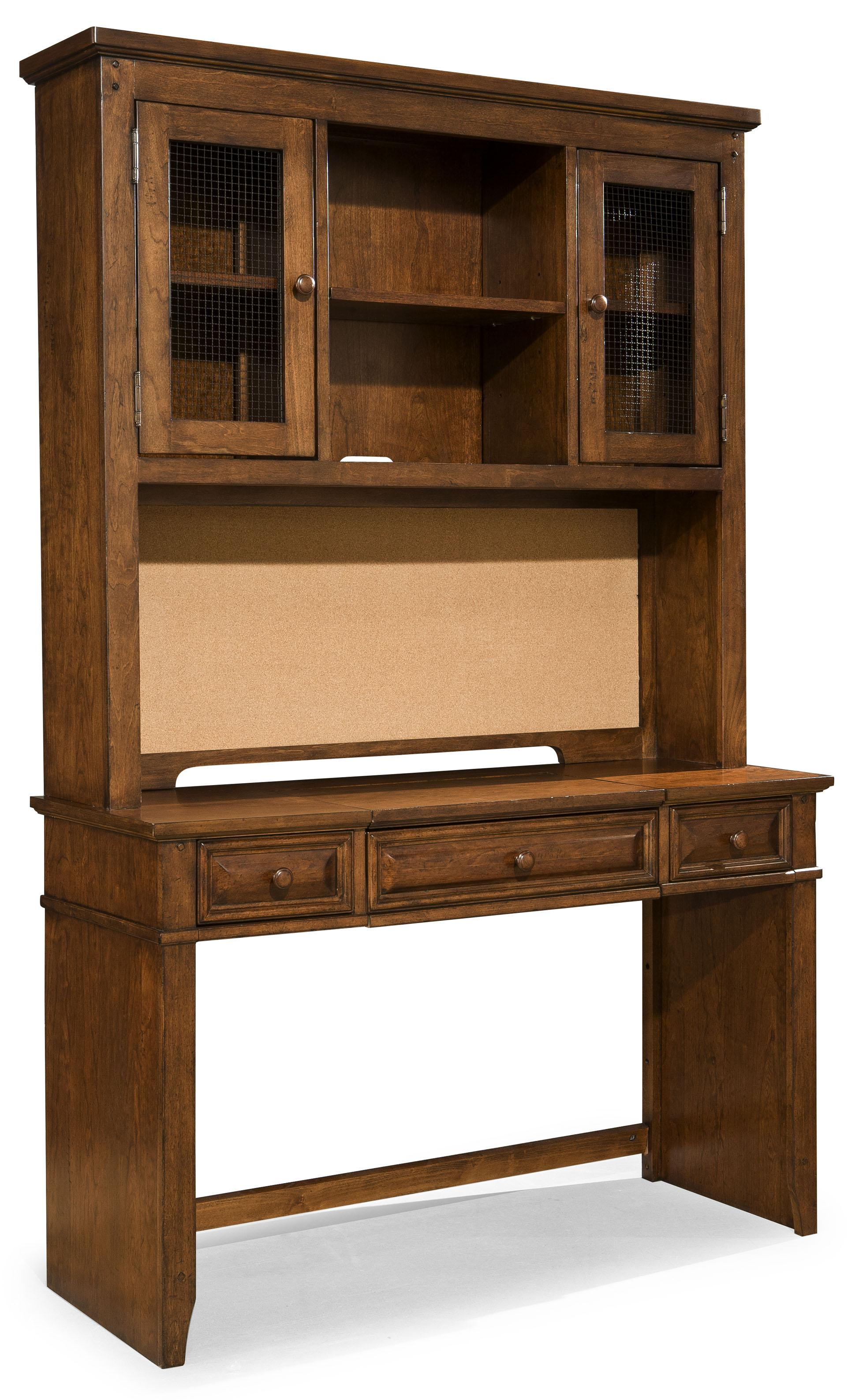 Legacy Classic Kids Dawson's Ridge Desk and Hutch - Item Number: 2960-6100+6200
