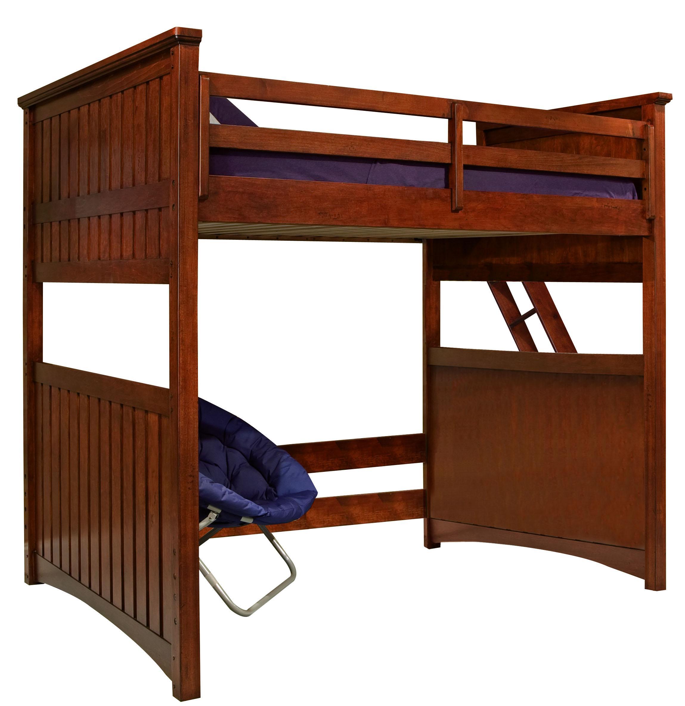 Legacy Classic Kids Dawsons Ridge Complete Full Loft w/ Ladder - Item Number: 2960-8520K