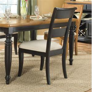 Legacy Classic Dining A La Carte Ladder Back Side Chairs