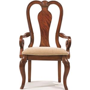 Legacy Classic Eternity Queen Anne Arm Chair