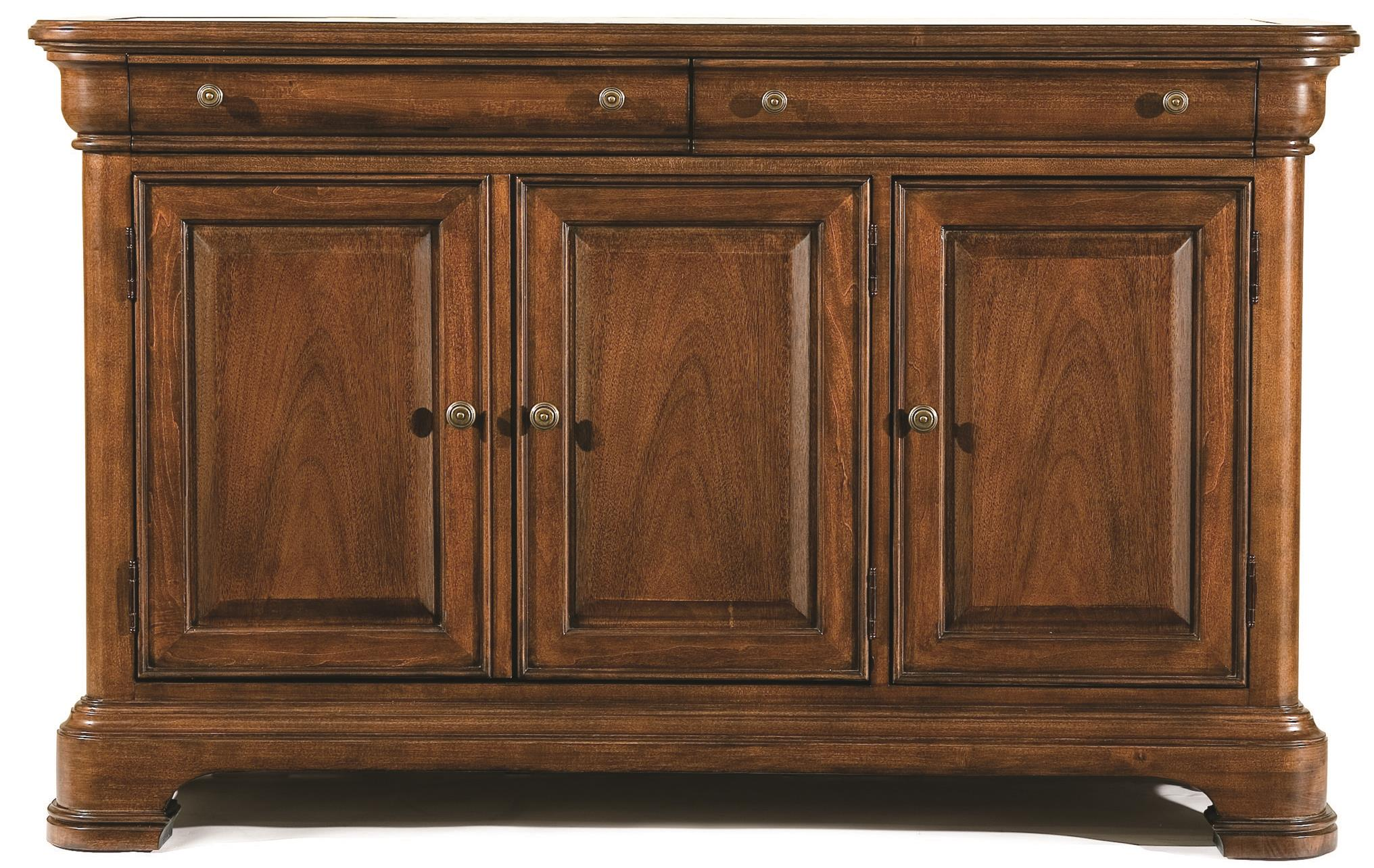 Legacy Classic Eternity Credenza with Marble Top - Item Number: 9180-151