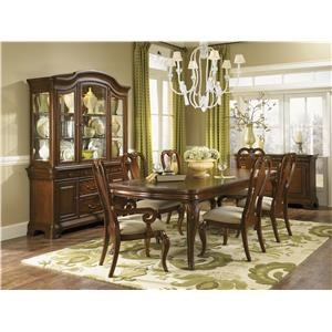 Legacy Classic Evolution Nine Piece Dining Set