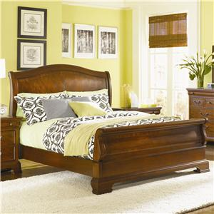 Evolution Traditional Queen Sleigh Bed by Legacy Classic