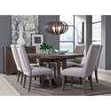 Legacy Classic Facets Formal Dining Room Group - Item Number: 9760 Dining Room Group 2