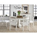 Legacy Classic Farmdale Formal Dining Room Group - Item Number: 9770 Dining Room Group 2