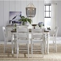 Legacy Classic Farmdale Formal Dining Room Group - Item Number: 9770 Dining Room Group 4