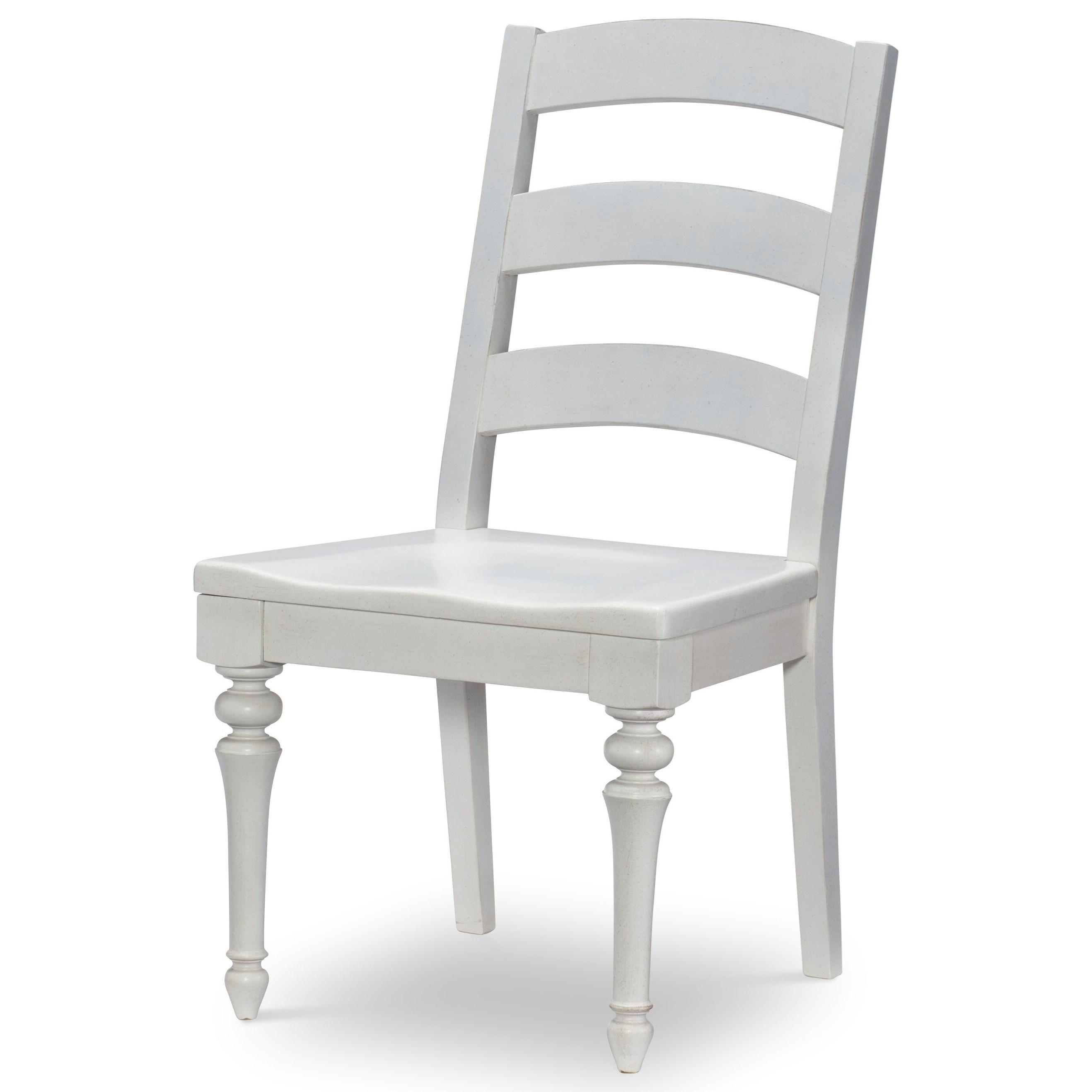 Petunia Ladder Back Side Chair